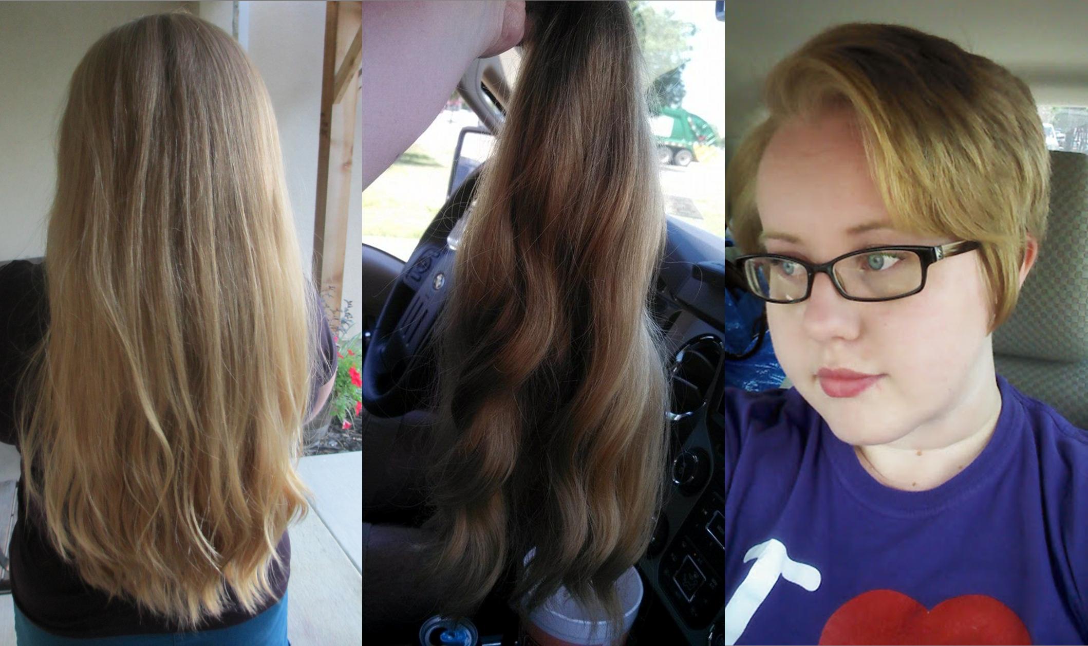 Triple hair pic
